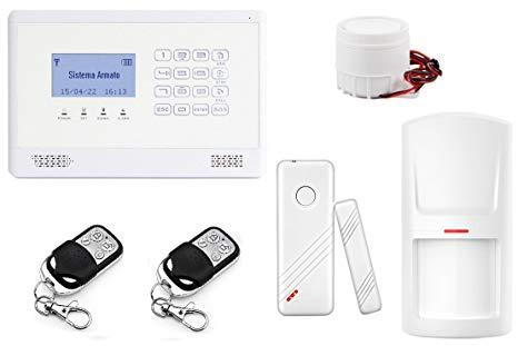 Alarme domestique : activation intelligente et désarmement automatique