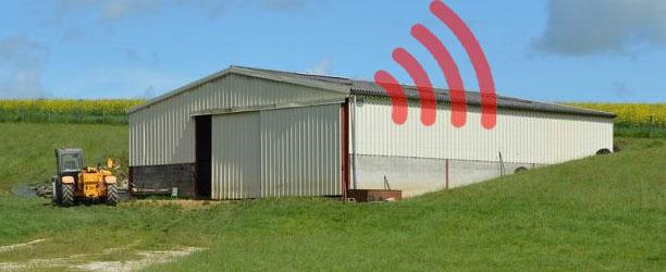 Surveiller à distance un bâtiment isolé par GSM