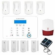 Focus sur l'alarme maison GSM